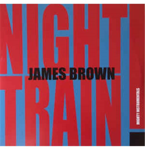 Vynil James Brown - Night Train