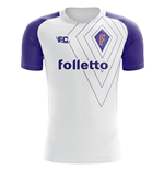 2018-2019 Fiorentina Fans Culture Away Concept Shirt