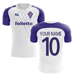 2018-2019 Fiorentina Fans Culture Away Concept Shirt (Your Name)