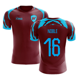 2019-2020 West Ham Home Concept Football Shirt (NOBLE 16)