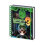 Luigi's Mansion 3 Wiro Notebook A5 Gooigi