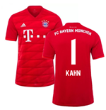 2019-2020 Bayern Munich Adidas Home Football Shirt (KAHN 1)