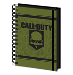 Call Of Duty Notepad 383953
