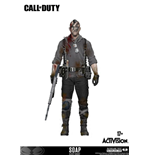 Call of Duty Action Figure John 'Soap' MacTavish Variant Exclusive incl. DLC 15 cm