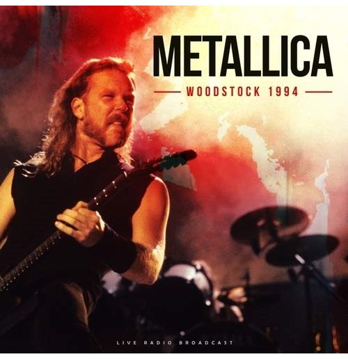 Vynil Metallica -  Best Of Woodstock 1994