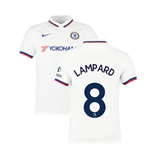 2019-2020 Chelsea Away Nike Football Shirt (Lampard 8)