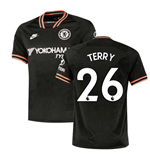 2019-2020 Chelsea Third Nike Football Shirt (Terry 26)