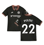 2019-2020 Chelsea Third Nike Football Shirt (Kids) (Pulisic 22)