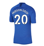 2019-2020 Chelsea Nike Training Shirt (Blue) (Hudson Odoi 20)