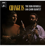 Vynil Don Rendell-Ian Carr - Change Is