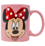 Minnie Mouse Face Disney 11 Ounce Coffee Mug