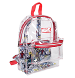 Marvel Comics Casual Fashion Backpack Vintage
