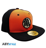 Dragon Ball - Black & Orange Kame Cap