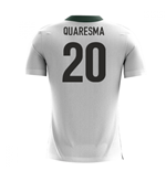 2018-2019 Portugal Airo Concept Away Shirt (Quaresma 20)