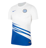 2019-2020 Chelsea Nike Pre-Match Training Shirt (White-Blue)