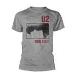 U2 T-Shirt War Tour