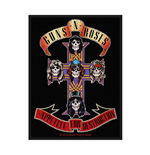 Guns N' Roses Patch Appetite (PACKAGED)