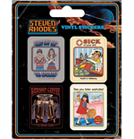 Steven Rhodes Sticker 387260