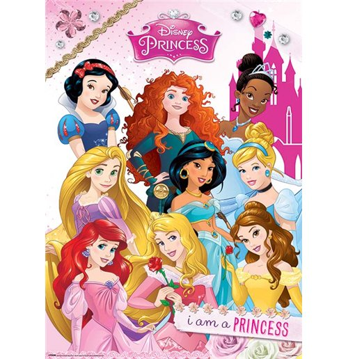 Princess Disney Poster 387848