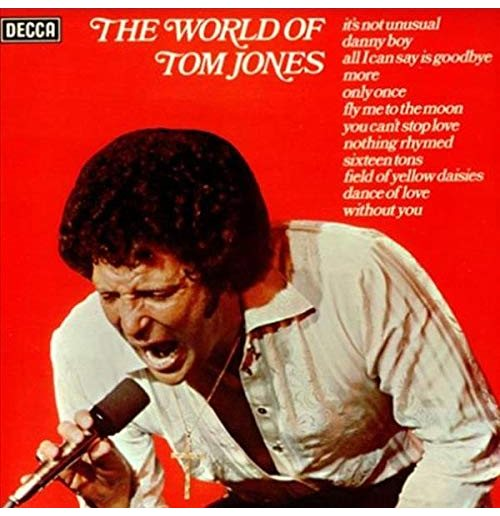 Vynil Tom Jones - The World Of