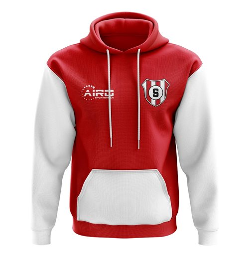 Sheffield United Concept Club Football Hoody (Red)