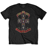 Guns N' Roses Kid's Tee: Appetite for Destruction (Retail Pack)