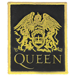 Queen Standard Patch: Classic Crest