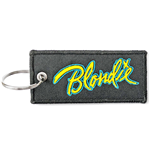 Blondie Keychain: ETTB Logo (Double Sided Patch)