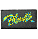 Blondie Standard Patch: ETTB Logo