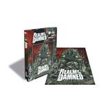 Realm Of The Damned Puzzle Balaur (500 Piece Jigsaw PUZZLE)