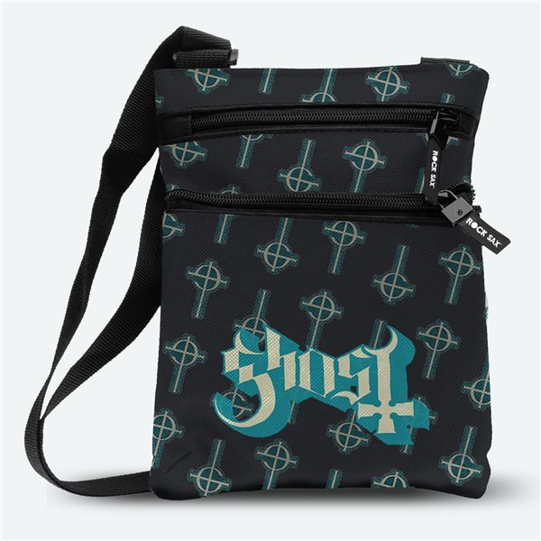 Ghost Bag Crucifix Blue (body BAG)