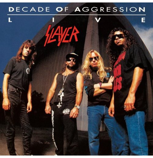 Vynil Slayer - Live: Decade Of Aggression