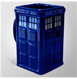Doctor Who: Tardis 3D Mug