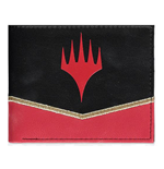 HASBRO Magic: The Gathering Chandra Bi-fold Wallet, Male, Black/Red