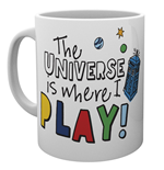 Doctor Who: Where I Play Mug