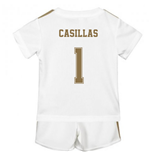 2019-2020 Real Madrid Adidas Home Baby Kit (CASILLAS 1)