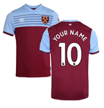 2019-20 West Ham Home Shirt - Kids (Your Name)