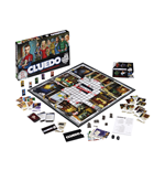 The Big Bang Theory Board Game Big Bang THEORY, The (CLUEDO)