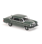 MERCEDES BENZ 190 GREEN 1961