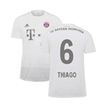 2019-2020 Bayern Munich Adidas Away Football Shirt (THIAGO 6)