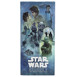 Star Wars Empire Strikes Back Oversized Beach Towel