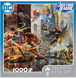 The Women of DC 1000 Piece Puzzle