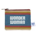 Wonder Woman Cosmetic Pouch Makeup Bag