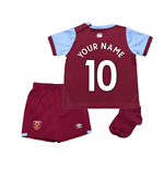 2019-2020 West Ham Home Baby Kit (Your Name)