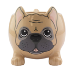 Frenchie Shaped Mug