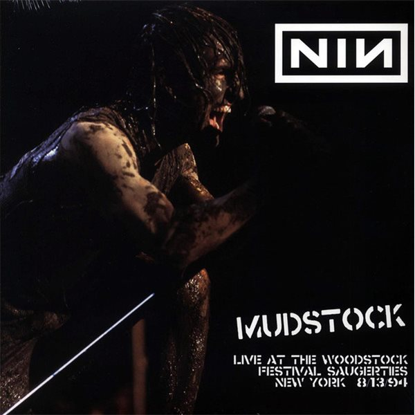 Vynil Nine Inch Nails - Mudstock! Live At The Woodstock Festival (2 Lp)