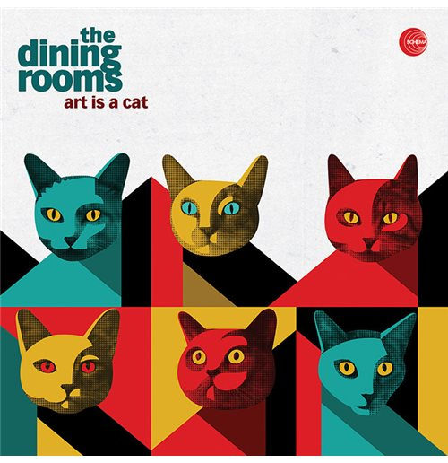 Vynil Dining Rooms (The) - Art Is A Cat (2 Lp)