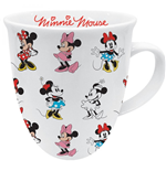 Minnie Mouse Through The Years Mug