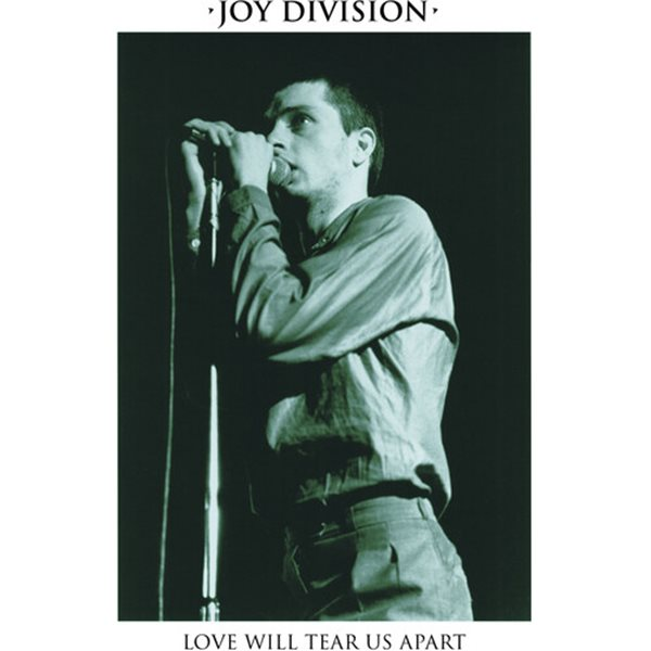 Vynil Joy Division - Love Will Tear Us Apart (Glow In The Dark)