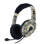 US Army - Gaming Headphones with Omnidirectional Mic